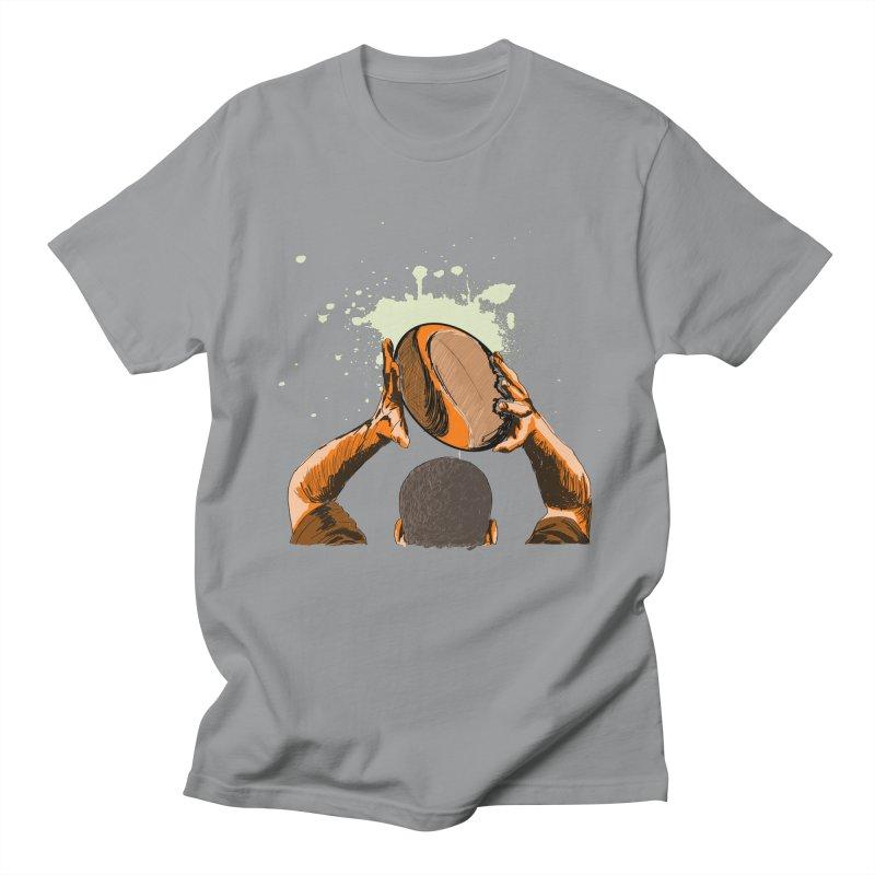 T. N. J. RUGBY Men's T-Shirt by goreccs's Artist Shop