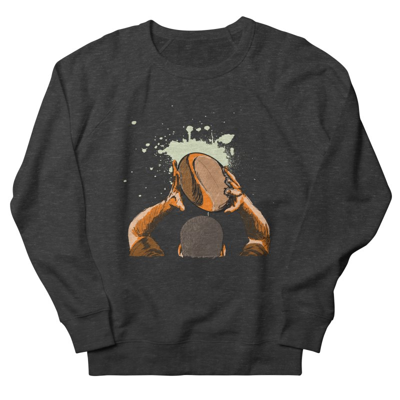 T. N. J. RUGBY Men's Sweatshirt by goreccs's Artist Shop