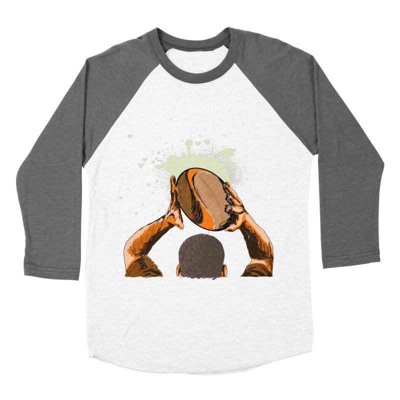T. N. J. RUGBY Women's Baseball Triblend T-Shirt by goreccs's Artist Shop