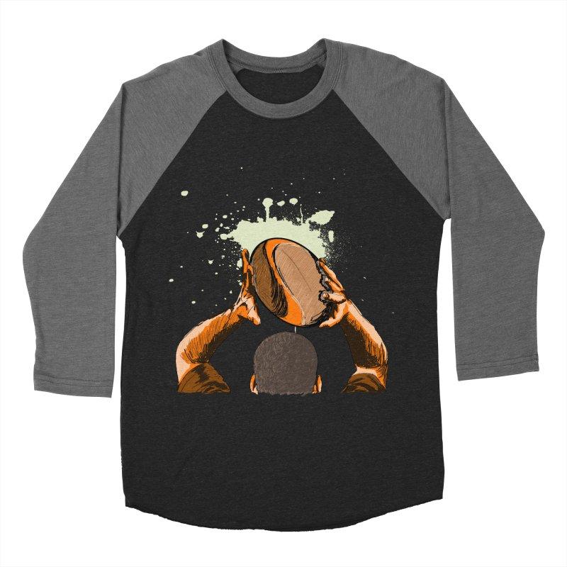 T. N. J. RUGBY Men's Baseball Triblend T-Shirt by goreccs's Artist Shop