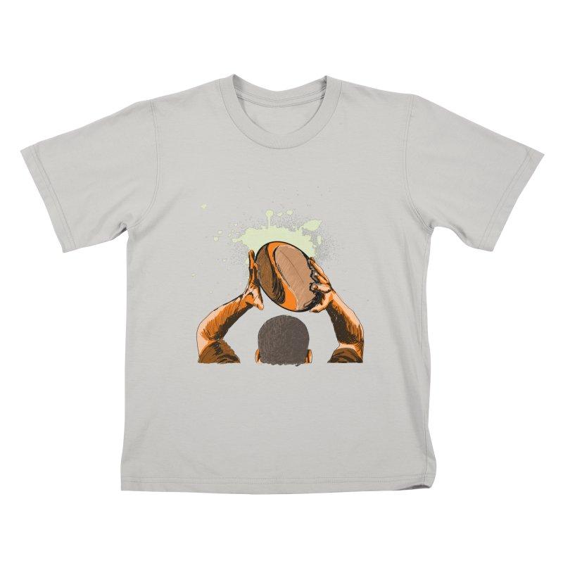 T. N. J. RUGBY Kids T-Shirt by goreccs's Artist Shop
