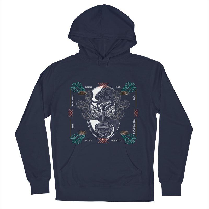 El Hijo del Santo Women's Pullover Hoody by goreccs's Artist Shop