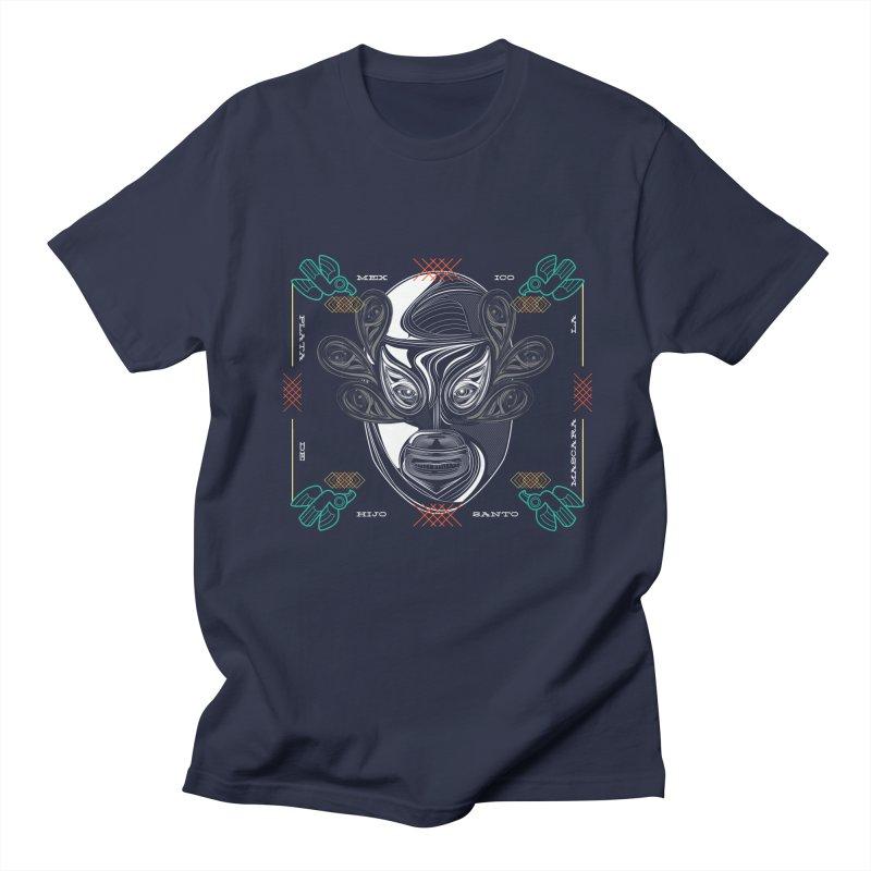 El Hijo del Santo Men's T-Shirt by goreccs's Artist Shop