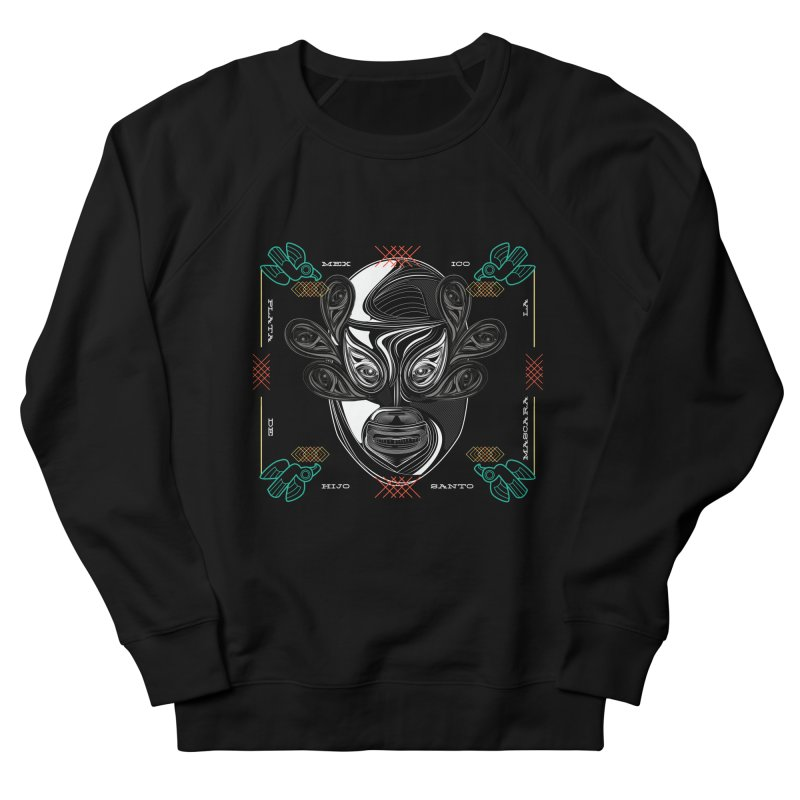 El Hijo del Santo Women's Sweatshirt by goreccs's Artist Shop