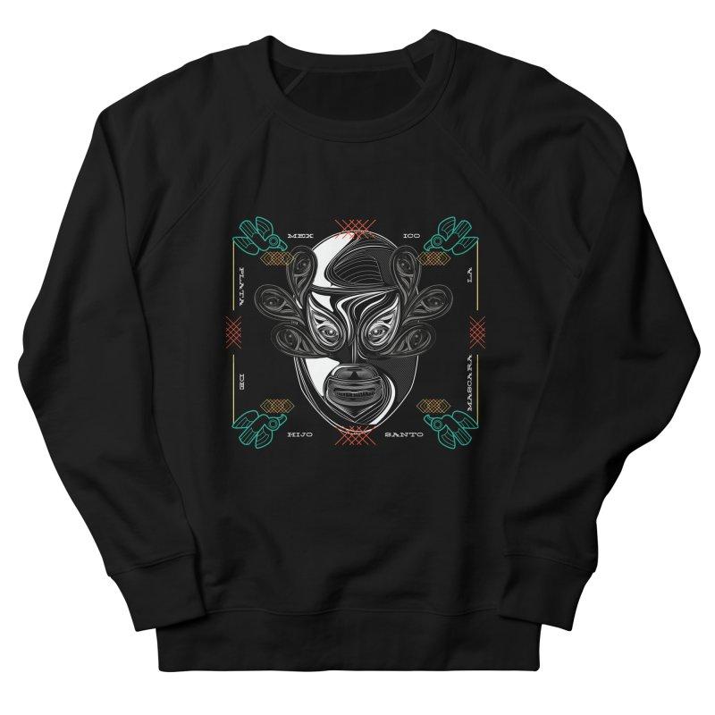 El Hijo del Santo Men's Sweatshirt by goreccs's Artist Shop