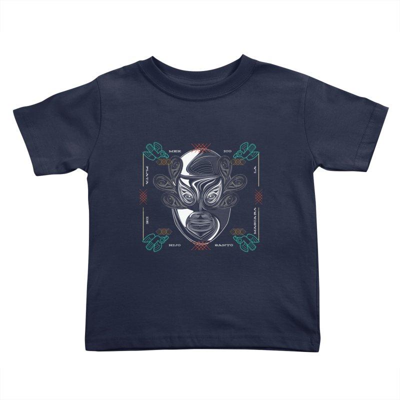 El Hijo del Santo Kids Toddler T-Shirt by goreccs's Artist Shop