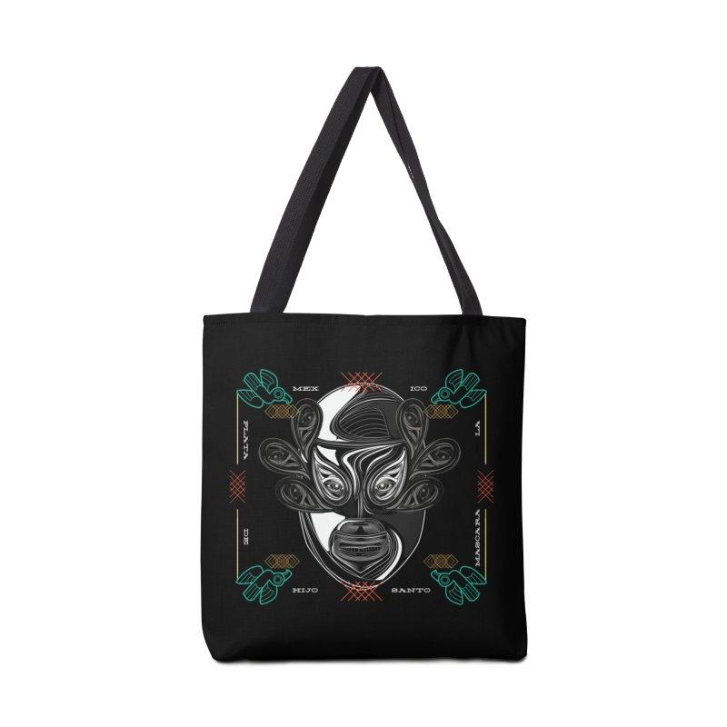 El Hijo del Santo Accessories Bag by goreccs's Artist Shop