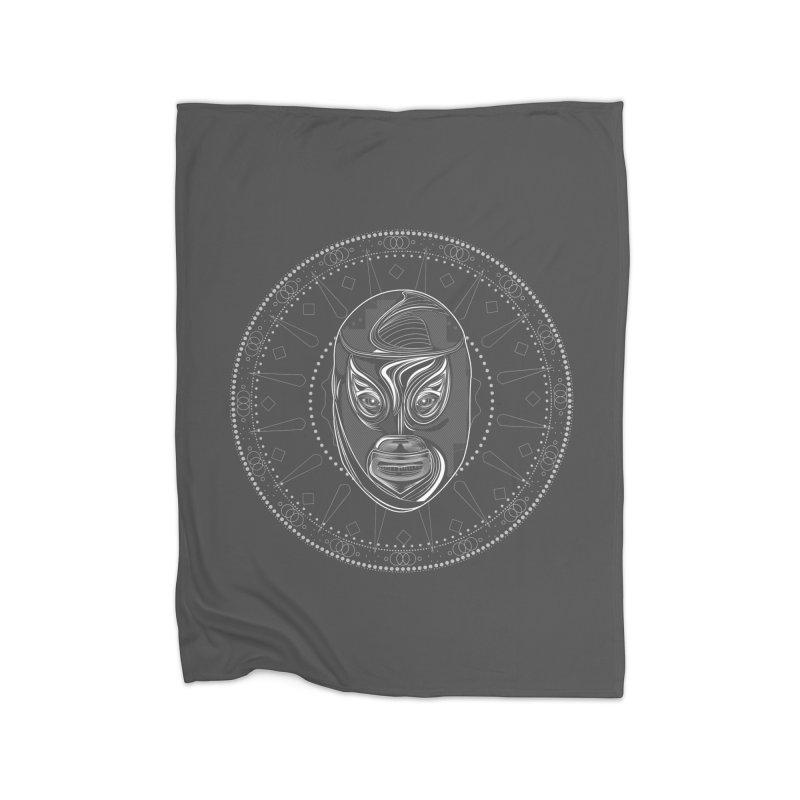 El Hijo del Santo II Home Blanket by goreccs's Artist Shop
