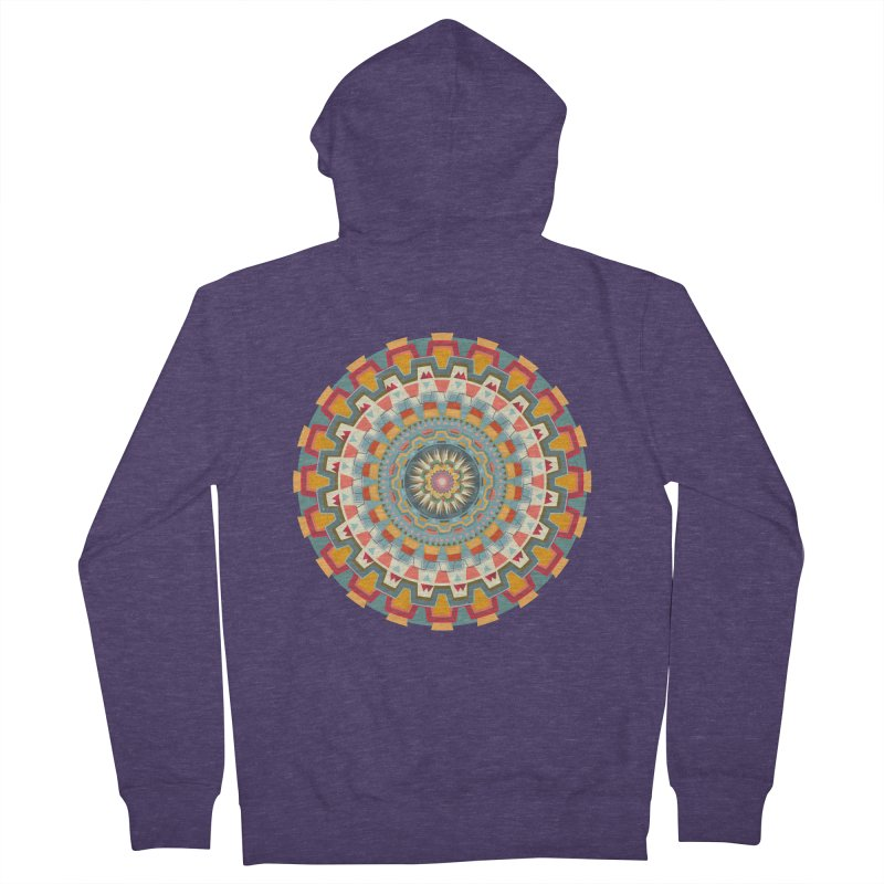 wayuu dala Men's Zip-Up Hoody by goreccs's Artist Shop