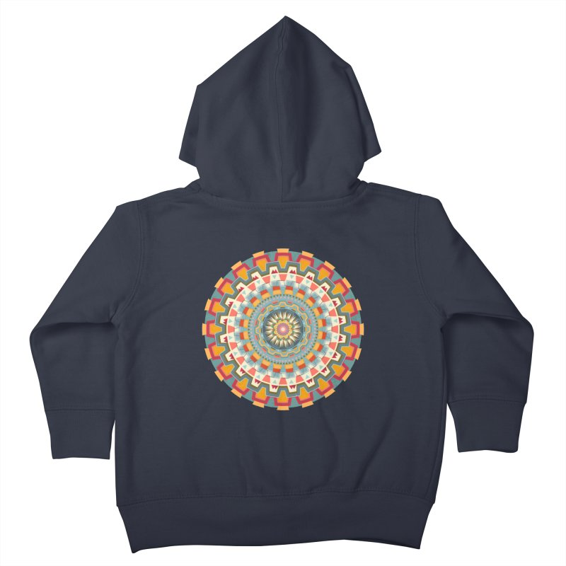 wayuu dala Kids Toddler Zip-Up Hoody by goreccs's Artist Shop