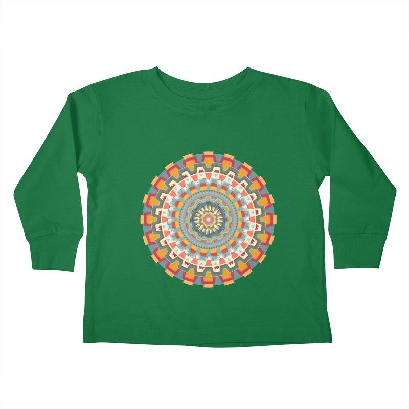 wayuu dala Kids Toddler Longsleeve T-Shirt by goreccs's Artist Shop