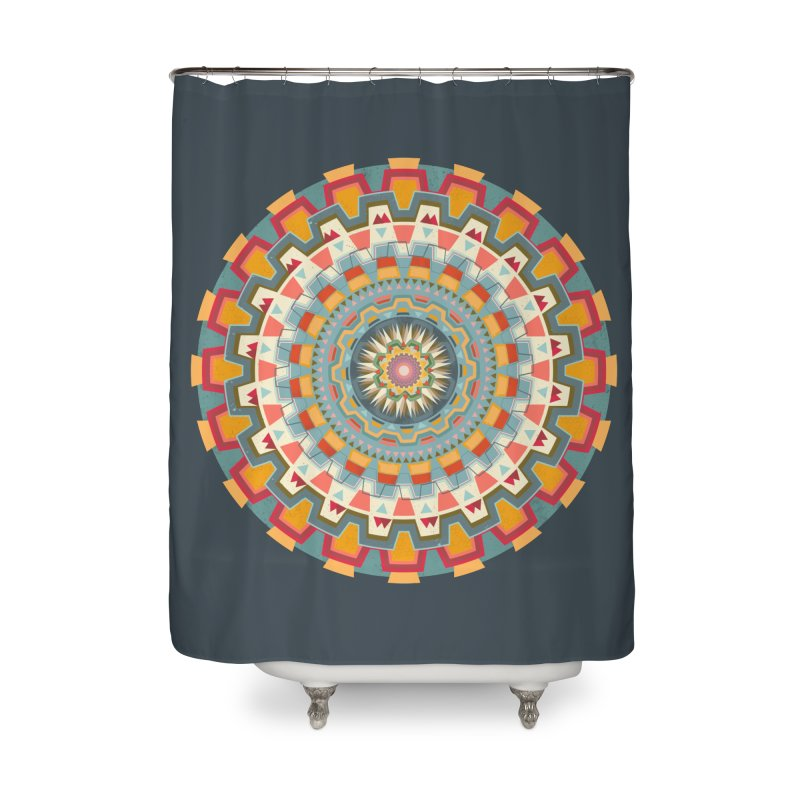 wayuu dala Home Shower Curtain by goreccs's Artist Shop