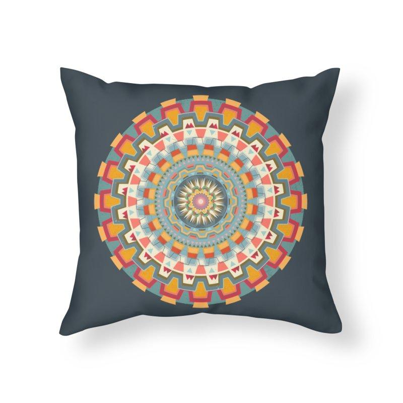 wayuu dala Home Throw Pillow by goreccs's Artist Shop