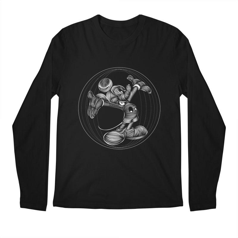 Mickey The Mouse Men's Longsleeve T-Shirt by goreccs's Artist Shop