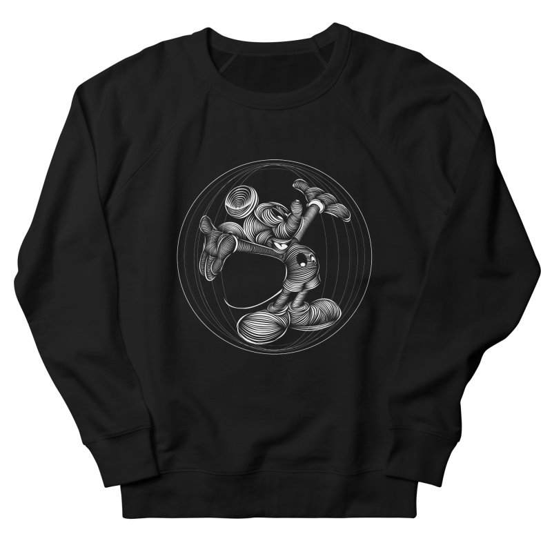 Mickey The Mouse Men's Sweatshirt by goreccs's Artist Shop
