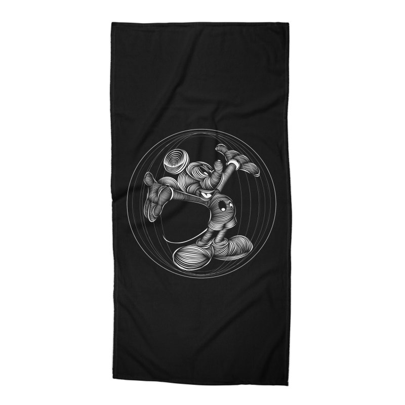 Mickey The Mouse Accessories Beach Towel by goreccs's Artist Shop