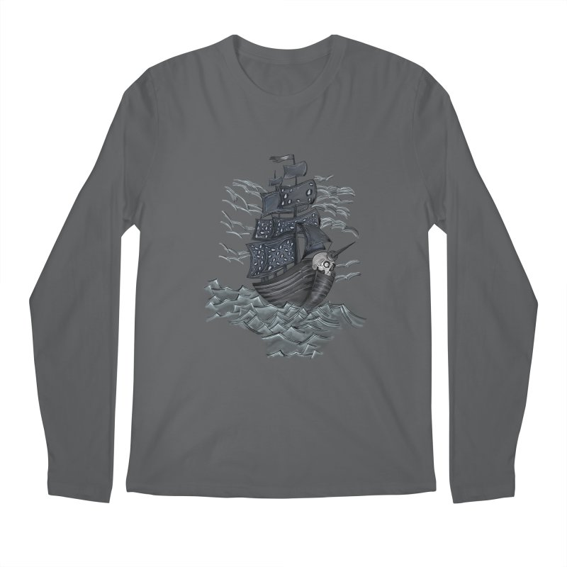 Jerry Style Men's Longsleeve T-Shirt by goreccs's Artist Shop