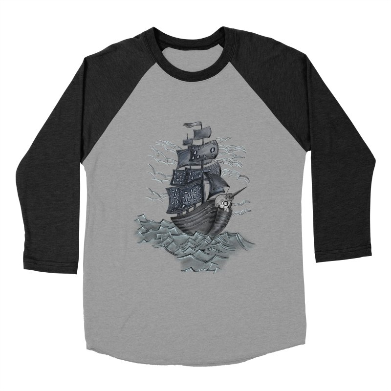 Jerry Style Women's Baseball Triblend T-Shirt by goreccs's Artist Shop