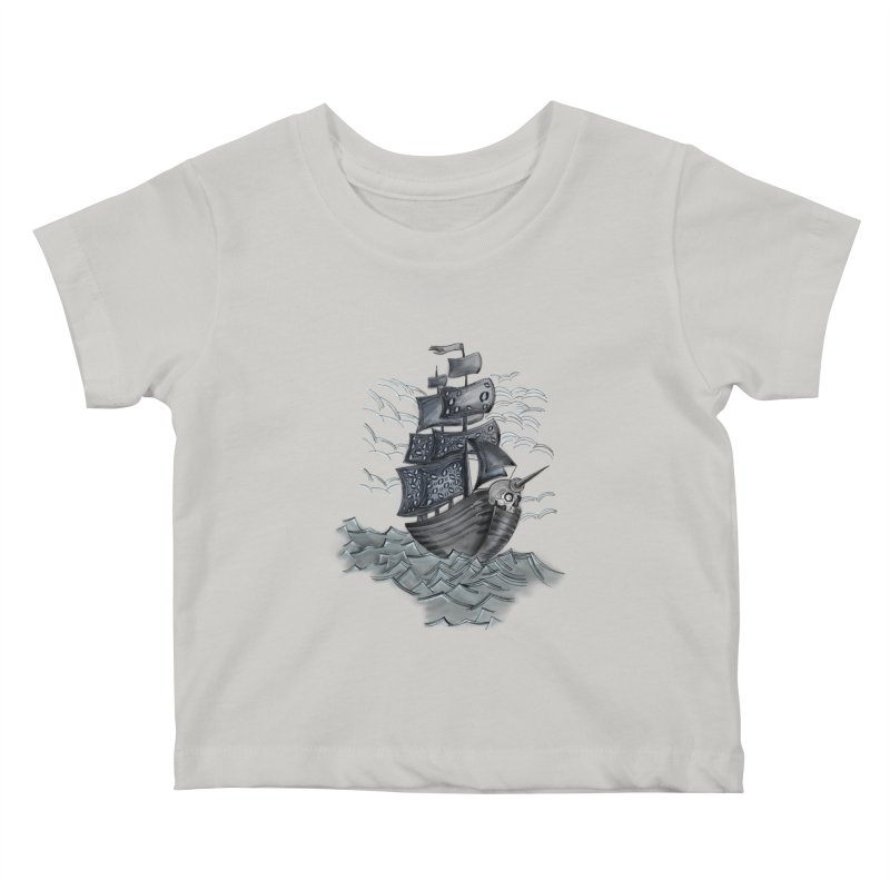 Jerry Style Kids Baby T-Shirt by goreccs's Artist Shop