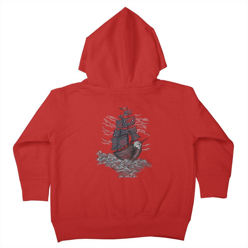 Jerry Style Kids Toddler Zip-Up Hoody by goreccs's Artist Shop