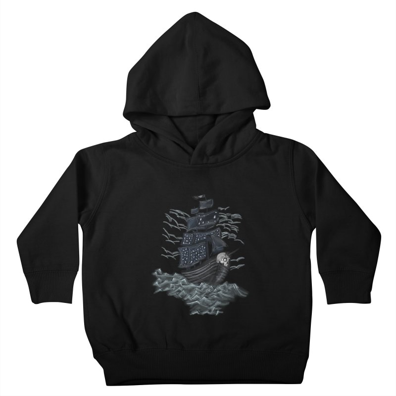 Jerry Style Kids Toddler Pullover Hoody by goreccs's Artist Shop