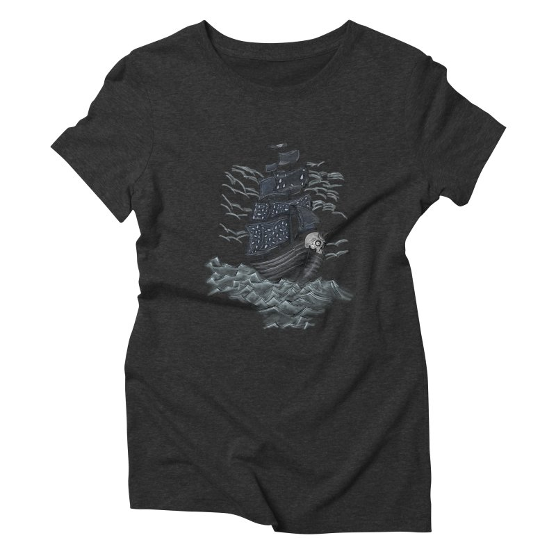 Jerry Style Women's Triblend T-shirt by goreccs's Artist Shop