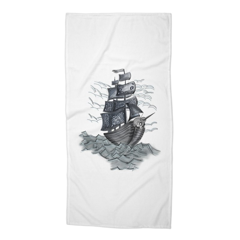 Jerry Style Accessories Beach Towel by goreccs's Artist Shop
