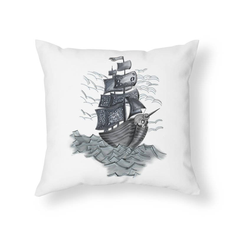 Jerry Style Home Throw Pillow by goreccs's Artist Shop