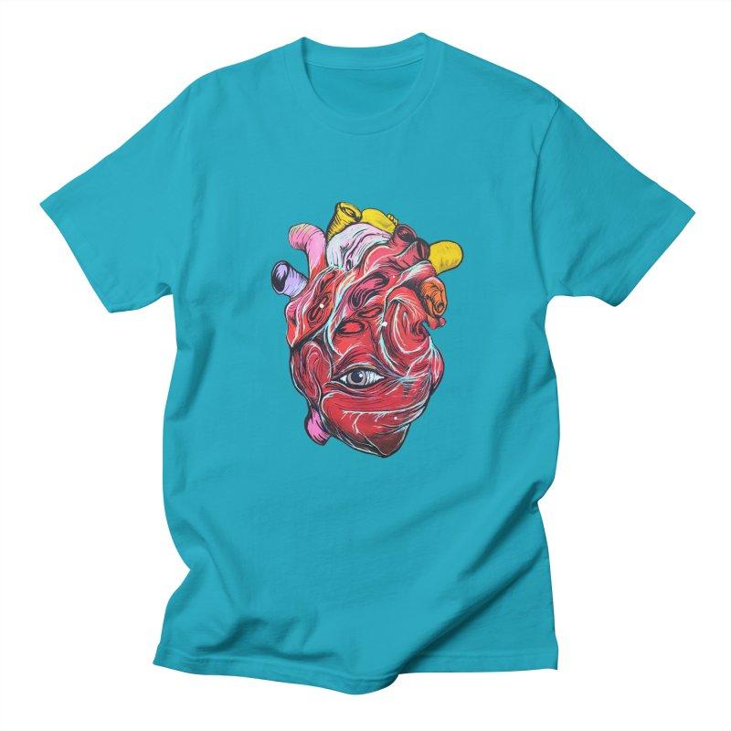 Corazon Gauchiman Women's Unisex T-Shirt by goreccs's Artist Shop