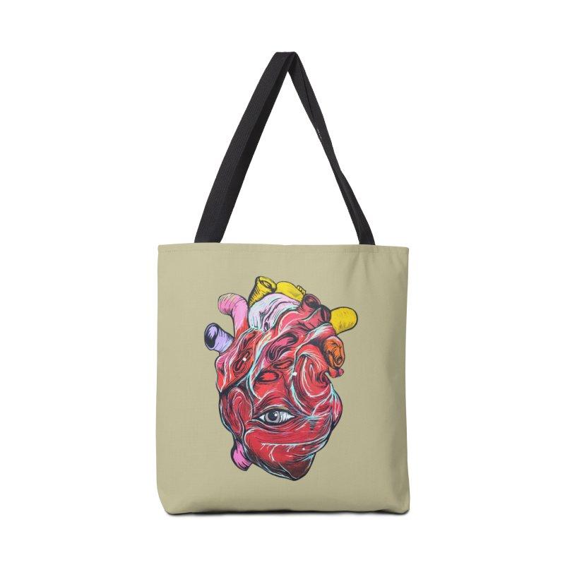 Corazon Gauchiman Accessories Bag by goreccs's Artist Shop