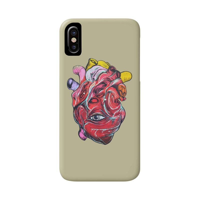 Corazon Gauchiman Accessories Phone Case by goreccs's Artist Shop