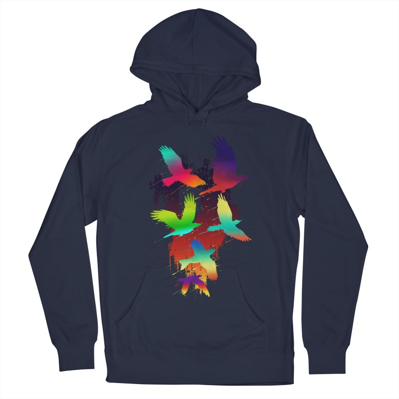 Color_migration Men's Pullover Hoody by gorix's Artist Shop