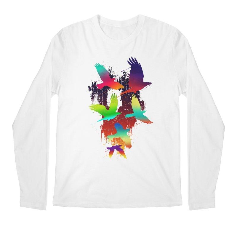 Color_migration Men's Longsleeve T-Shirt by gorix's Artist Shop