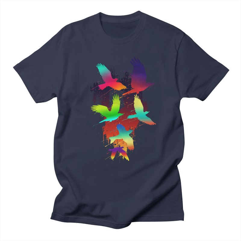 Color_migration Men's T-shirt by gorix's Artist Shop