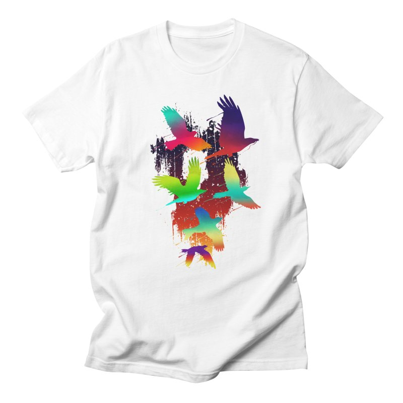 Color_migration Men's T-shirt by gorix's Artist Shop