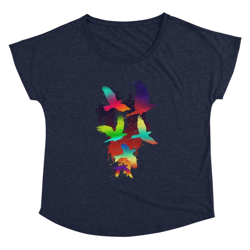 Color_migration Women's Dolman by gorix's Artist Shop