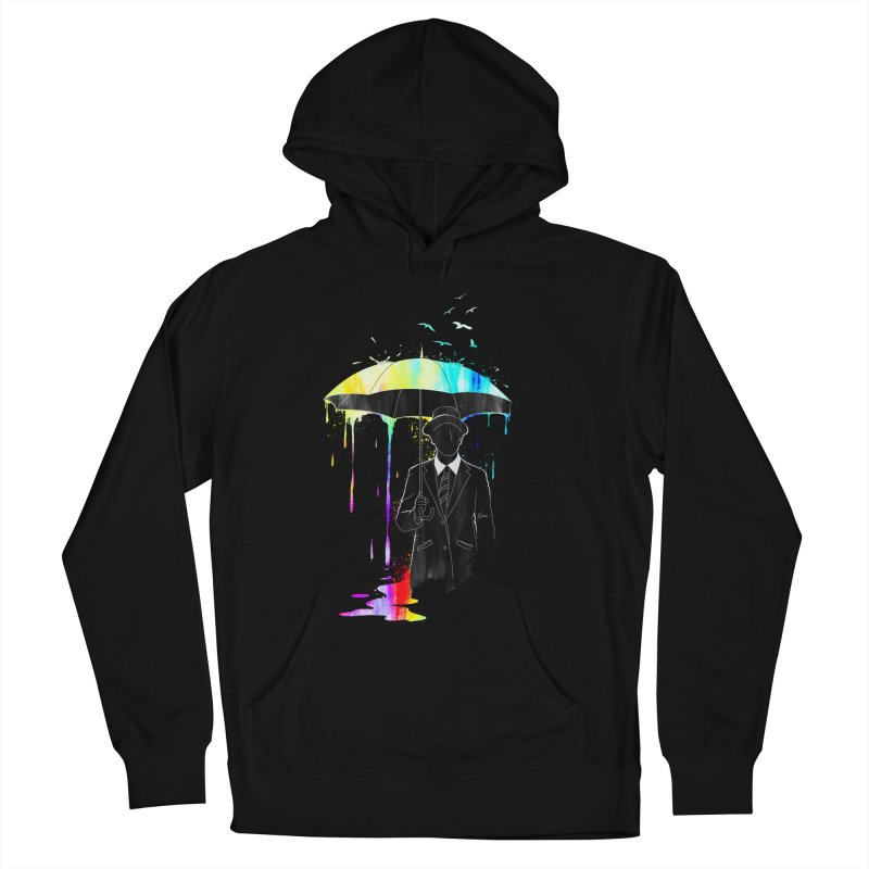 Under the Rain Women's Pullover Hoody by gorix's Artist Shop