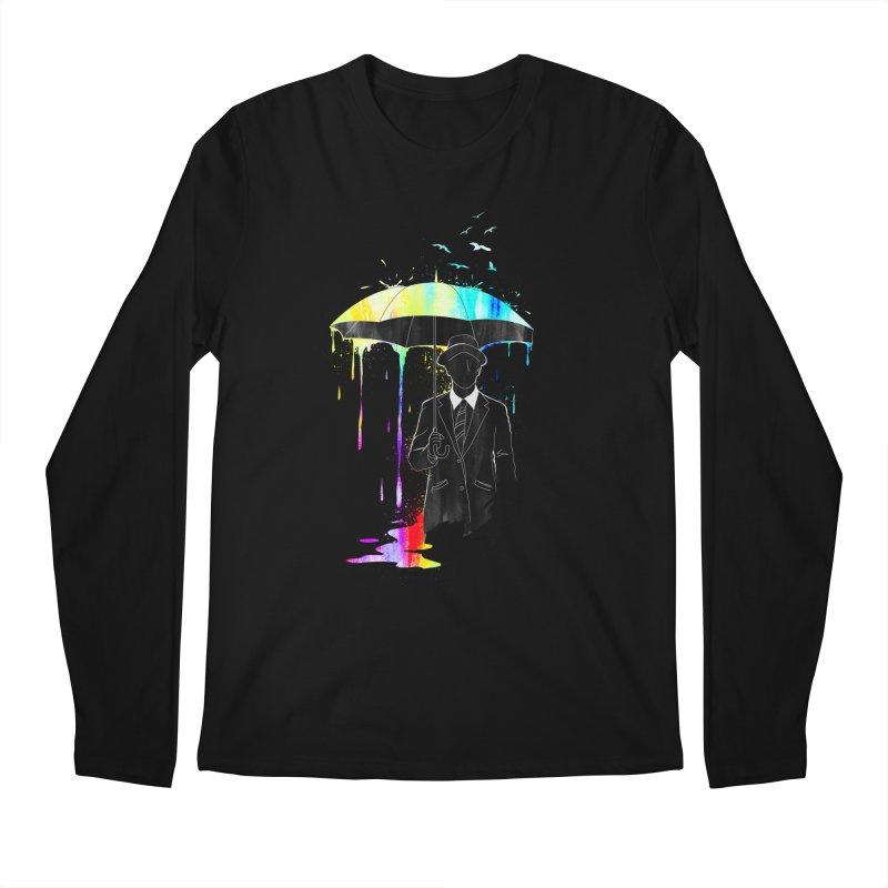 Under the Rain Men's Longsleeve T-Shirt by gorix's Artist Shop