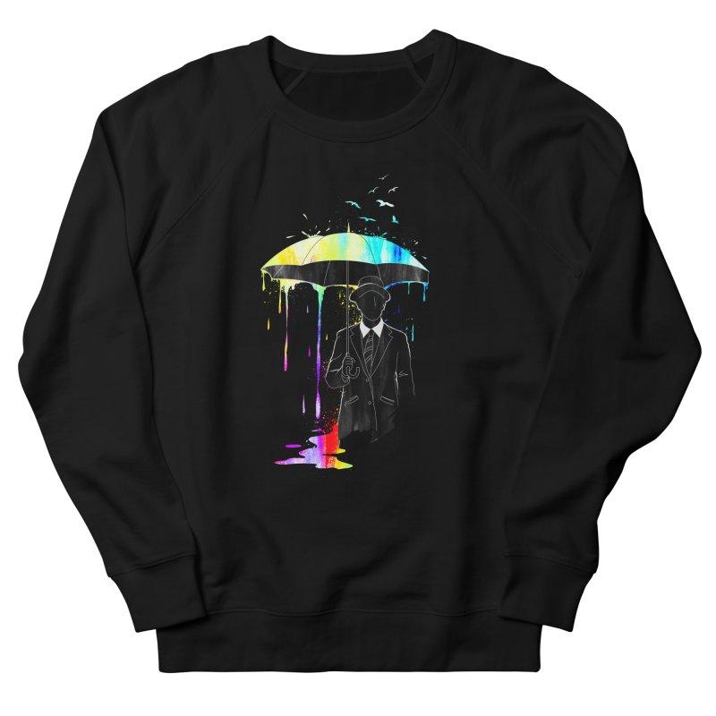 Under the Rain Men's Sweatshirt by gorix's Artist Shop