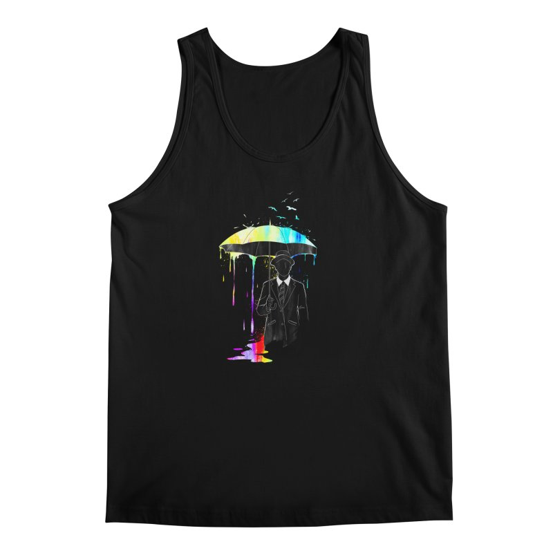 Under the Rain Men's Tank by gorix's Artist Shop