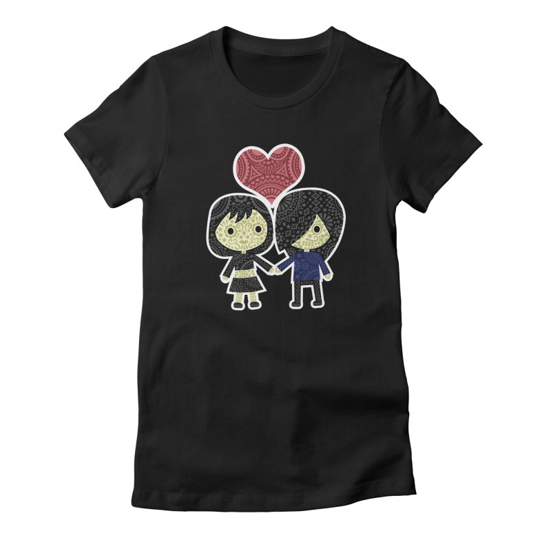 Sugar Heart Women's T-Shirt by gothlyfe's Artist Shop