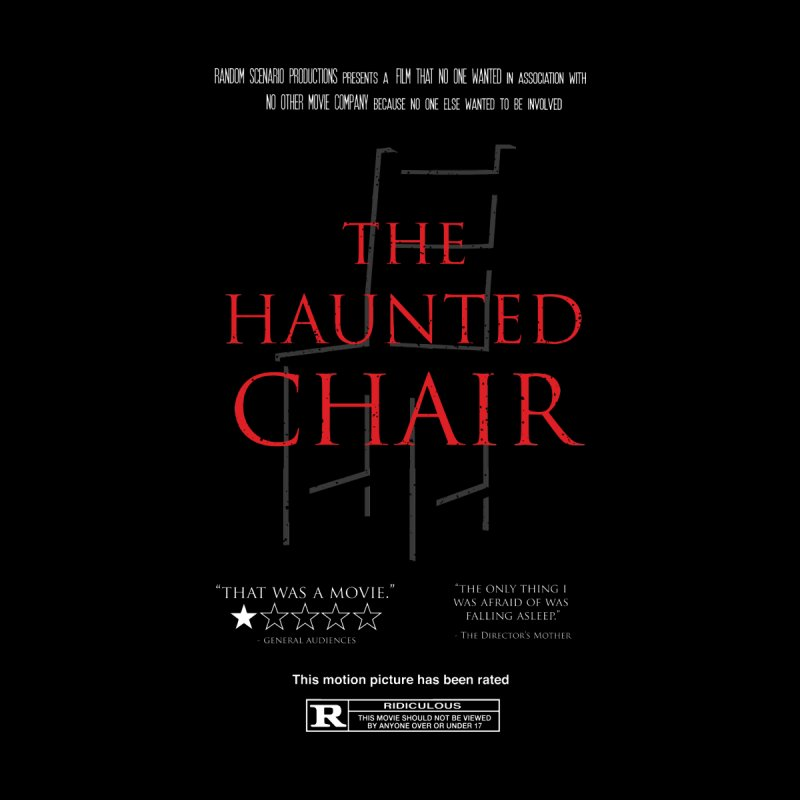 The Haunted Chair Women's T-Shirt by gothlyfe's Artist Shop