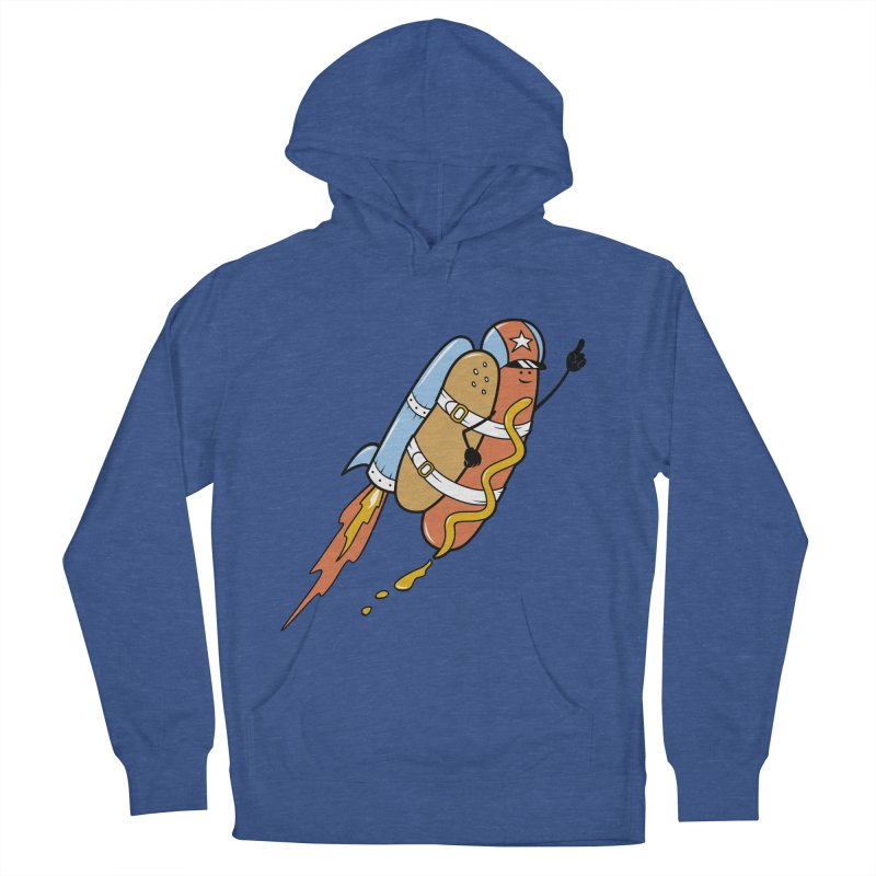 The Fastest Food Men's Pullover Hoody by