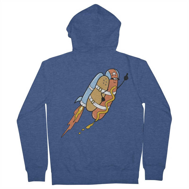 The Fastest Food Women's Zip-Up Hoody by