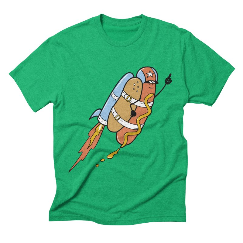 The Fastest Food Men's Triblend T-shirt by