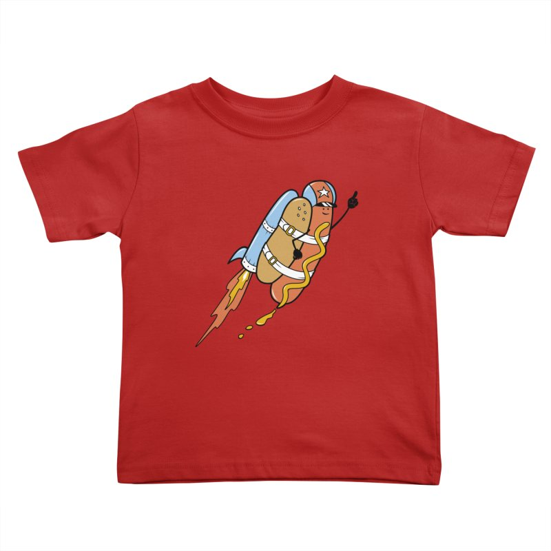 The Fastest Food Kids Toddler T-Shirt by