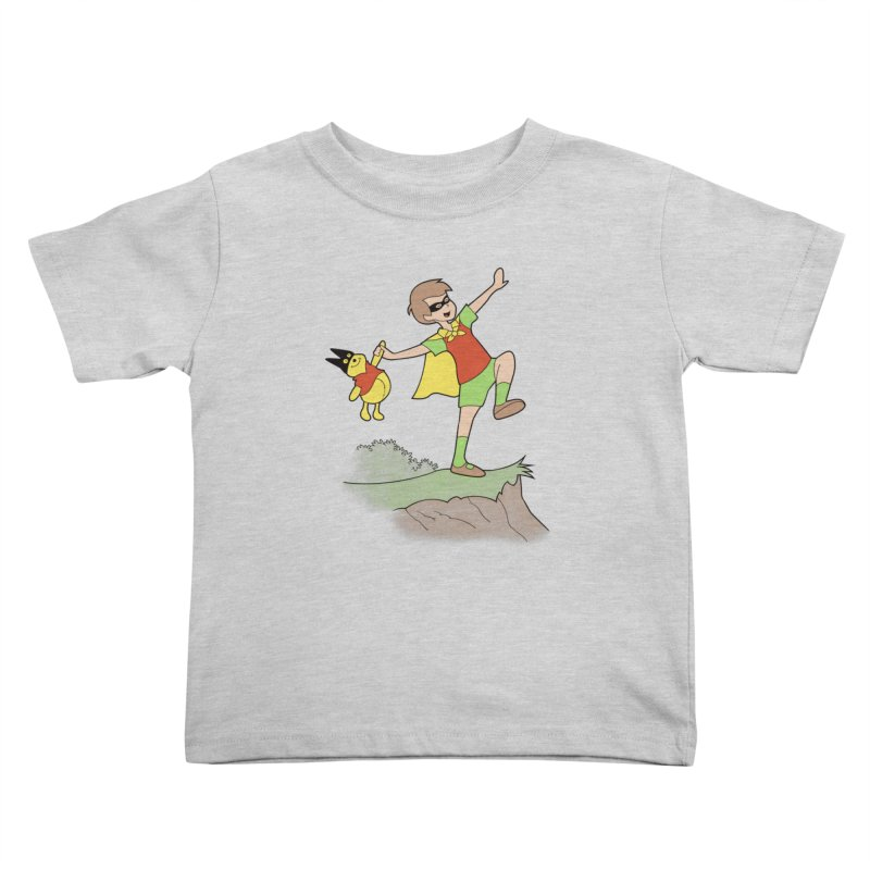 Robin Kids Toddler T-Shirt by