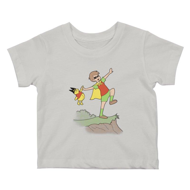 Robin Kids Baby T-Shirt by