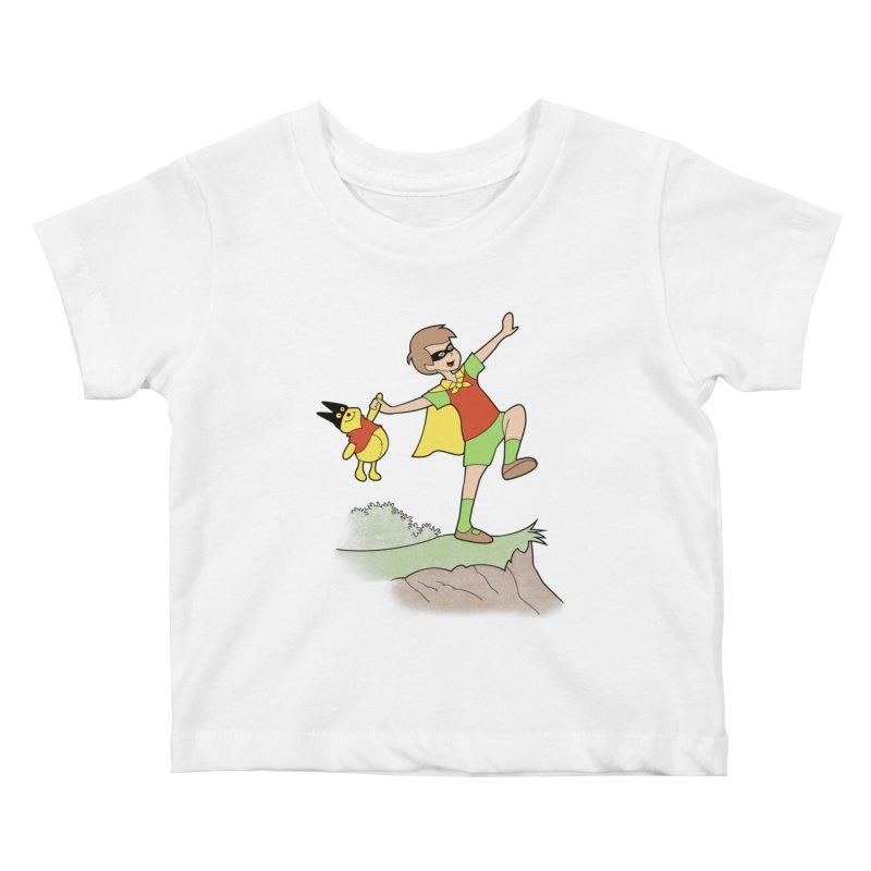 Robin Kids Baby T-Shirt by