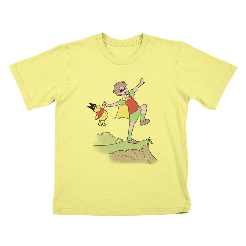 Robin Kids T-shirt by